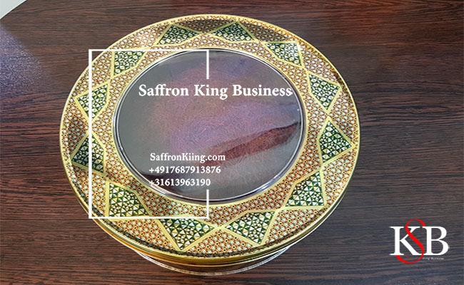 بيع الزعفران بالجملة في متجر الملك الزعفران