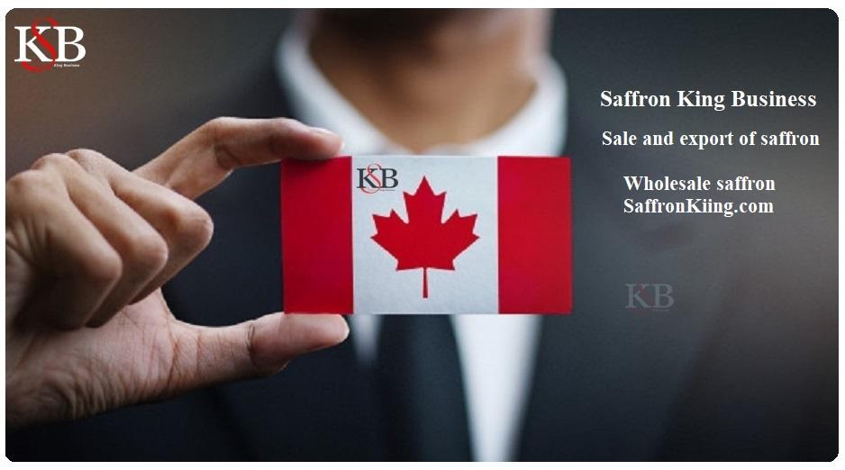 Prices of saffron in Canada